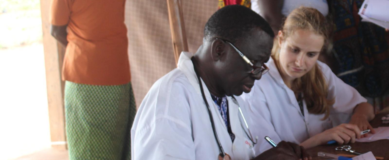 Stage de médecine générale au Togo